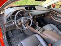 2020 Mazda CX-30 Premium Black Leather Seats Dashboard, gallery_worthy