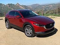 2020 Mazda CX-30 Premium Red Front Quarter Right, gallery_worthy