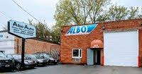 Albo Auto Sales logo