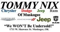 Tommy Nix Chrysler Dodge Jeep RAM of Muskogee logo