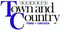 Hebert's Town & Country Ford Lincoln logo