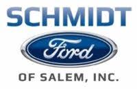 Schmidt Ford of Salem logo