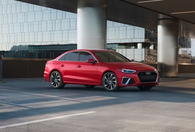 2021 Audi A4, exterior, manufacturer, gallery_worthy
