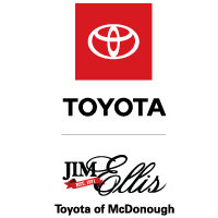 Jim Ellis Toyota of McDonough logo