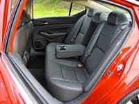 2020 Nissan Altima Platinum VC-Turbo Back Seat, gallery_worthy