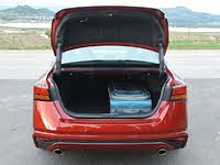2020 Nissan Altima Platinum VC-Turbo Trunk Space, gallery_worthy