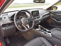 2020 Nissan Altima Platinum VC-Turbo Dashboard, gallery_worthy