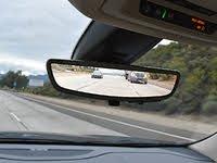 2020 GMC Acadia Denali Rear Camera Mirror, interior, gallery_worthy