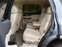 2020 GMC Acadia Denali Second Row Captains Chairs, gallery_worthy
