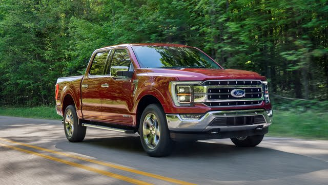 2021 Ford F-150, exterior, manufacturer, gallery_worthy