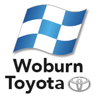Woburn Toyota logo
