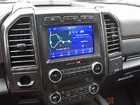 2020 Ford Expedition King Ranch Sync 3 Infotainment Home Screen, gallery_worthy
