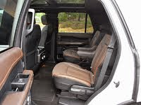 2020 Ford Expedition King Ranch Second Row Captains Chairs, interior, gallery_worthy