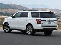 2020 Ford Expedition King Ranch Rear View, gallery_worthy