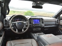 2020 Ford Expedition King Ranch Dashboard, gallery_worthy