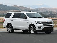 2020 Ford Expedition King Ranch Front View, exterior, gallery_worthy