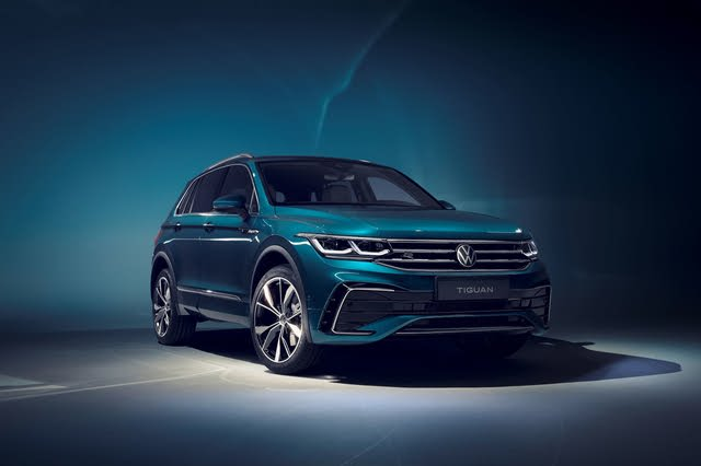 2022 Volkswagen Tiguan, exterior, manufacturer, gallery_worthy