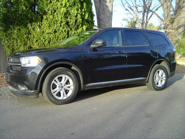 2012 Dodge Durango Special Service AWD