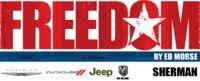 Freedom Chrysler Dodge Jeep Ram North by Ed Morse logo