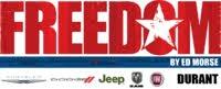 Freedom Chrysler Dodge Jeep Ram Fiat by Ed Morse logo