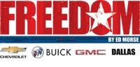 Freedom Chevrolet Buick GMC logo