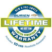 Burien Chevrolet logo