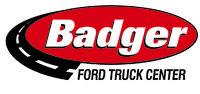 Badger Ford Truck Center logo