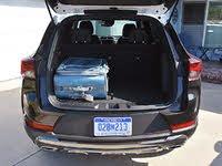 2021 Chevrolet Trailblazer Activ Cargo Area, gallery_worthy