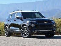 2021 Chevrolet Trailblazer Activ Front View, interior, gallery_worthy