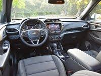 2021 Chevrolet Trailblazer Activ Dashboard, gallery_worthy