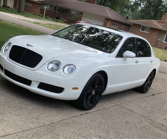 Used Bentley Continental Flying Spur For Sale In Michigan