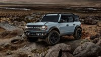 2021 Ford Bronco Overview