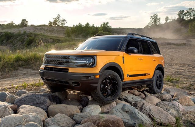 2021 Ford Bronco Sport, exterior, manufacturer, gallery_worthy