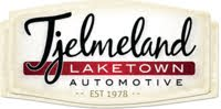 Tjelmeland Laketown Automotive logo