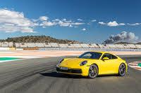 2020 Porsche 911 front-quarter view, exterior, manufacturer, gallery_worthy