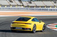 2020 Porsche 911 rear view, gallery_worthy