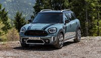 2021 MINI Countryman, exterior, manufacturer, gallery_worthy