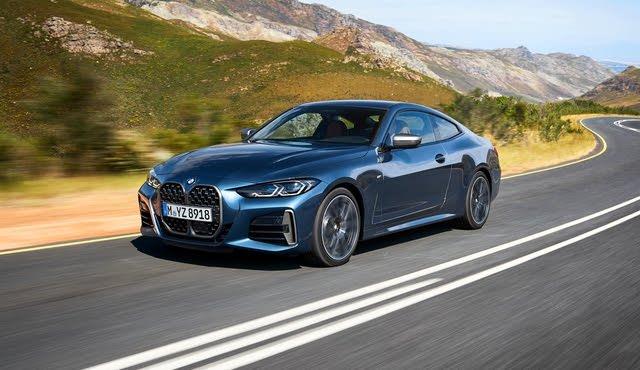 2021 BMW 4 Series, exterior, manufacturer, gallery_worthy