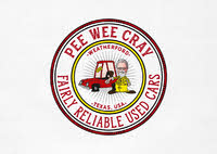 Pee Wee Crays Fairly Reliable Used Cars logo