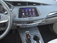 2020 Cadillac XT4 Premium Luxury CUE Infotainment System, gallery_worthy
