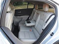 2020 Cadillac XT4 Premium Luxury Back Seat, gallery_worthy