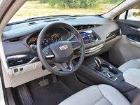 2020 Cadillac XT4 Premium Luxury Dashboard, gallery_worthy