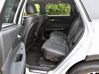 2020 Hyundai Santa Fe Limited 2.0T Back Seat, interior, gallery_worthy