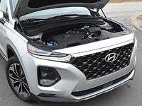 2020 Hyundai Santa Fe Limited 2.0T Engine, gallery_worthy