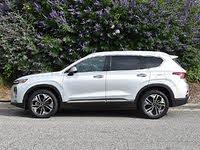 2020 Hyundai Santa Fe Limited 2.0T Silver Side View, gallery_worthy