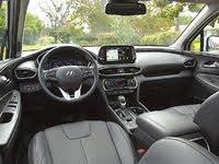 2020 Hyundai Santa Fe Limited 2.0T Dashboard, gallery_worthy