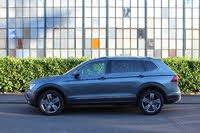 2020 Volkswagen Tiguan, 2020 VW Tiguan profile, exterior, gallery_worthy