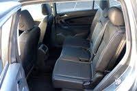 2020 Volkswagen Tiguan SEL 4Motion AWD, 2020 VW Tiguan rear seat, interior, gallery_worthy