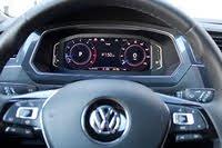 2020 Volkswagen Tiguan SEL 4Motion AWD, 2020 VW Tiguan instrument panel, interior, gallery_worthy