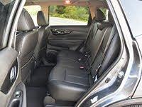 2020 Nissan Rogue SL Back Seat , gallery_worthy